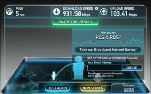 speed test fiberlink 1000