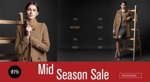 Reduceri Fashion Days - Mid Season Sale